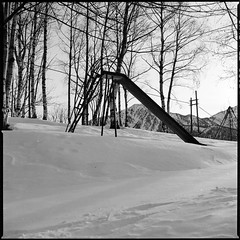 Winter play park