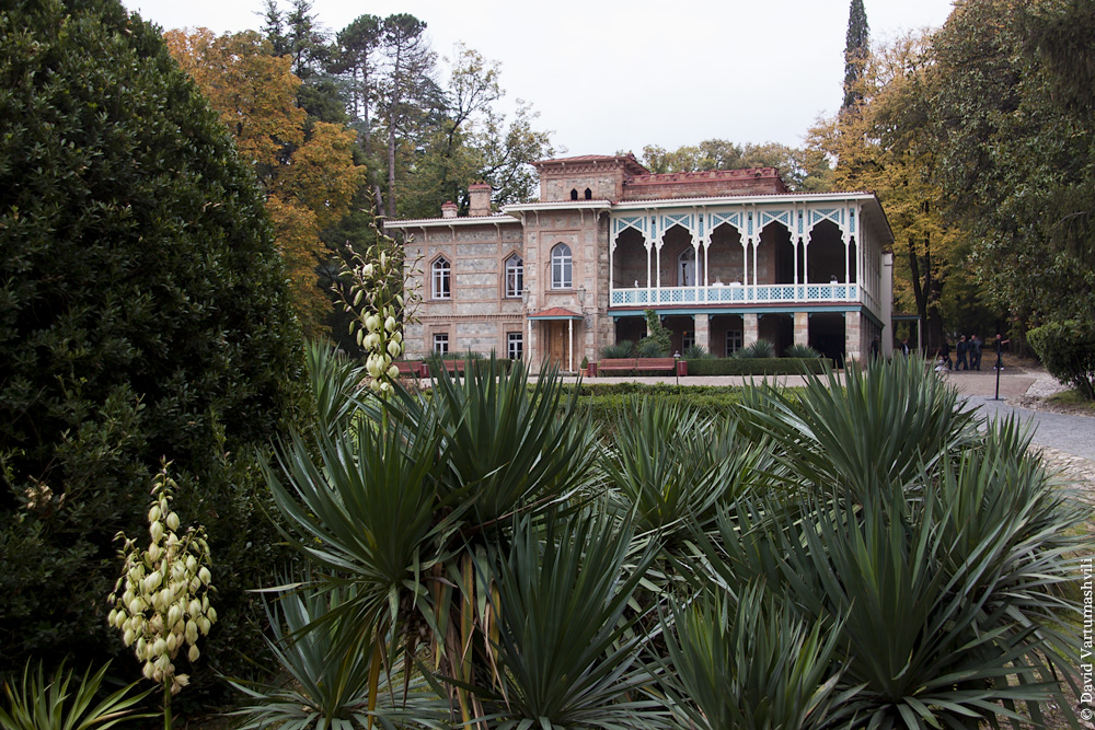 Дом-музей Александра Чавчавадзе в Цинандали / House Museum of Alexander Chavchavadze
