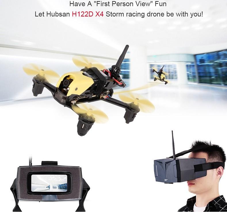 Hubsan H122D X4 Storm レビュー (5)