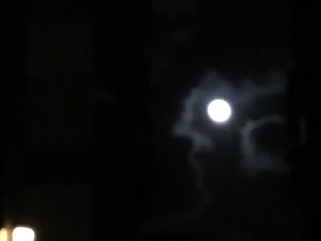 今晚的超級月亮