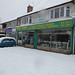 Snowing on Highfield Road in Hall Green - Floor to Ceiling Interiors Ltd