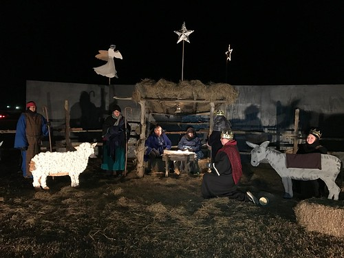 Christmas Comes Alive in Frisco City, Alabama December 9, 2017