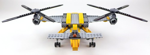 LEGO City Jungle 60162 Jungle Air Drop Helicopter 113