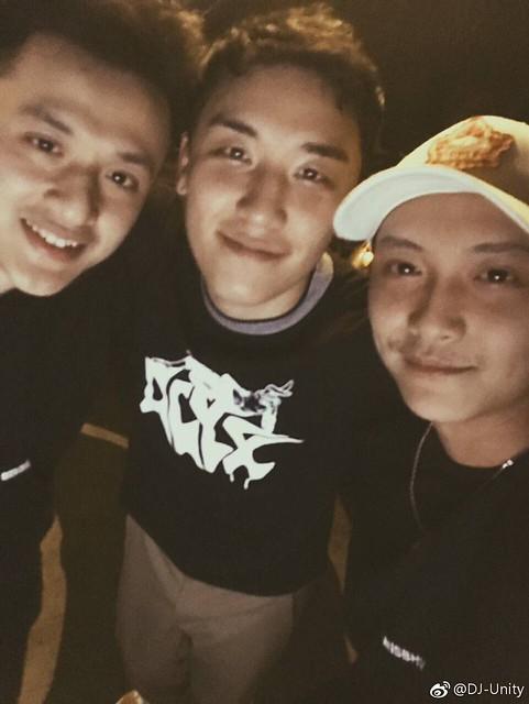BIGBANG via xB_Bang - 2017-12-15  (details see below)