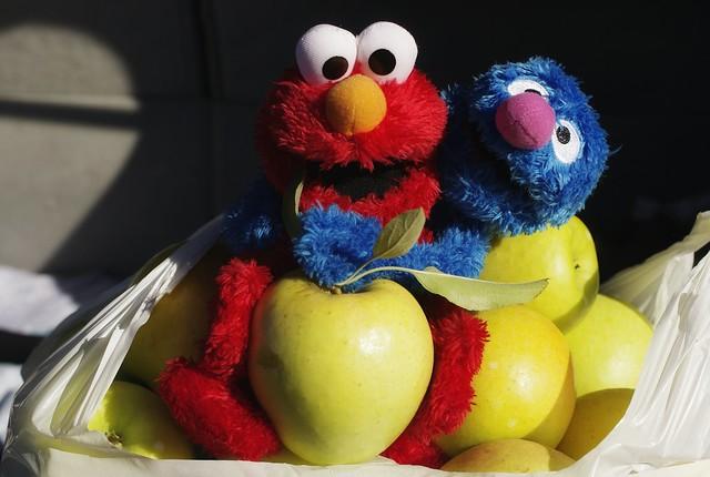 Apple buddies