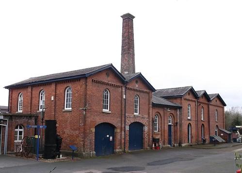 Waterworks Museum Hereford
