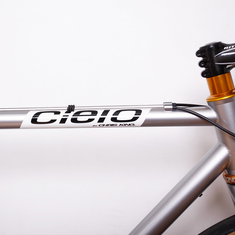 Cielo by Chris King CX Racer Above Bike Store Custom