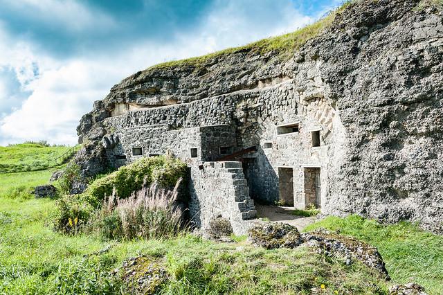Fort de Douaumont, Verdun, France