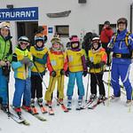 Skikurs SVL 2018 - Waschbaer und Hasen-Gruppe