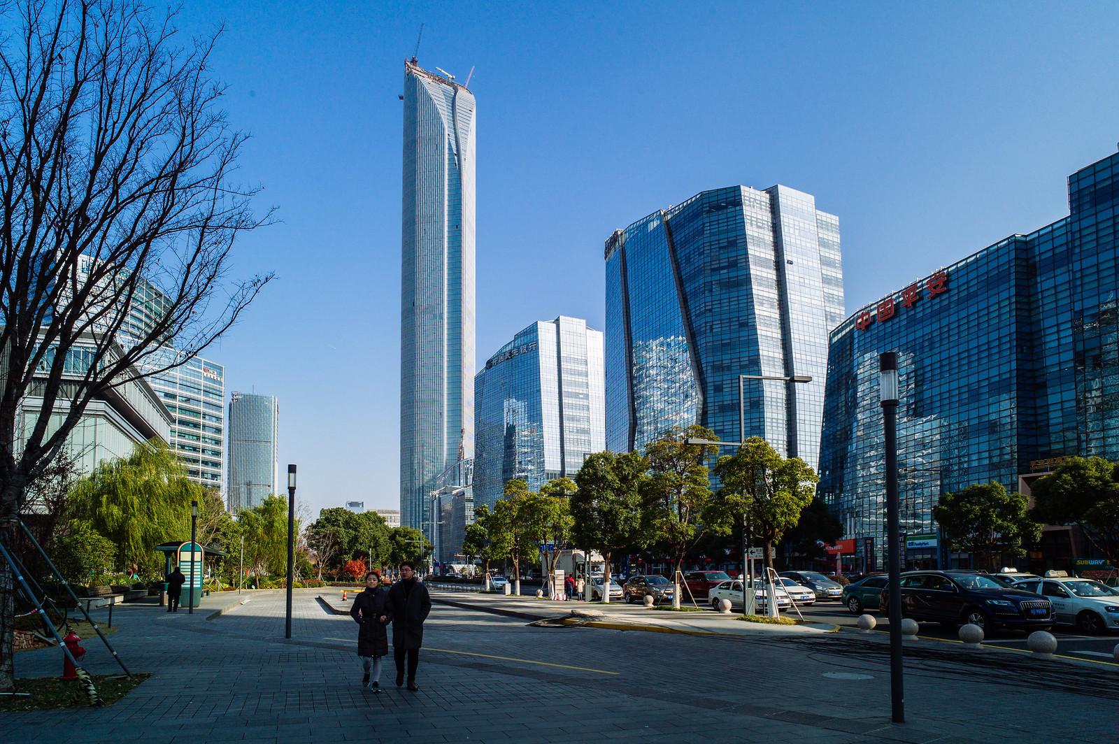 SUZHOU | Suzhou IFS | 450m | 1476ft | 98 fl | Com | Page 27 | SkyscraperCity
