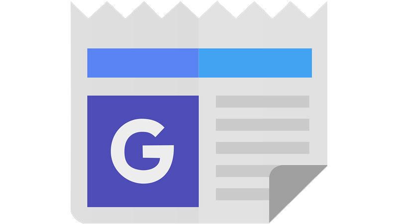 Logo Google Berita atau Google News.