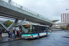 Setra S 315 NF n°4005  -  Rennes, STAR - Photo of Bourgbarré