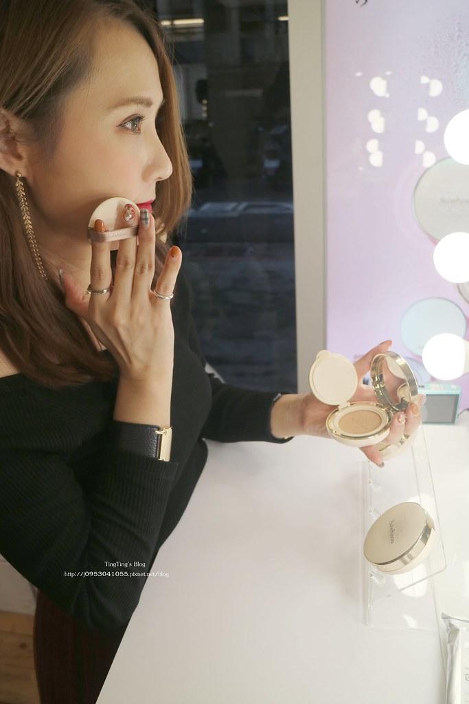 Sulwhasoo雪花秀完美瓷肌氣墊粉霜 (9)