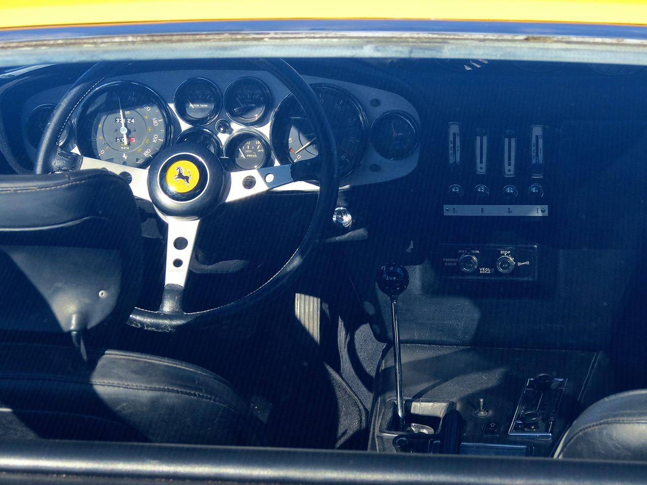 Ferrari 365 GTB-4 Daytona Hopewell NJ 6