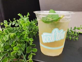 Mango Lemon Verbena Green TeaThose Girls at World Vegan Day