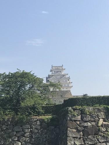 早く京都に帰りたかったので姫路城はスルー