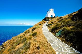 Sifnos Greece Church 3