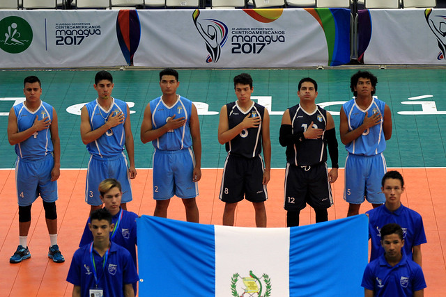 Selección de voleibol ganó oro en Juegos Centroamericanos