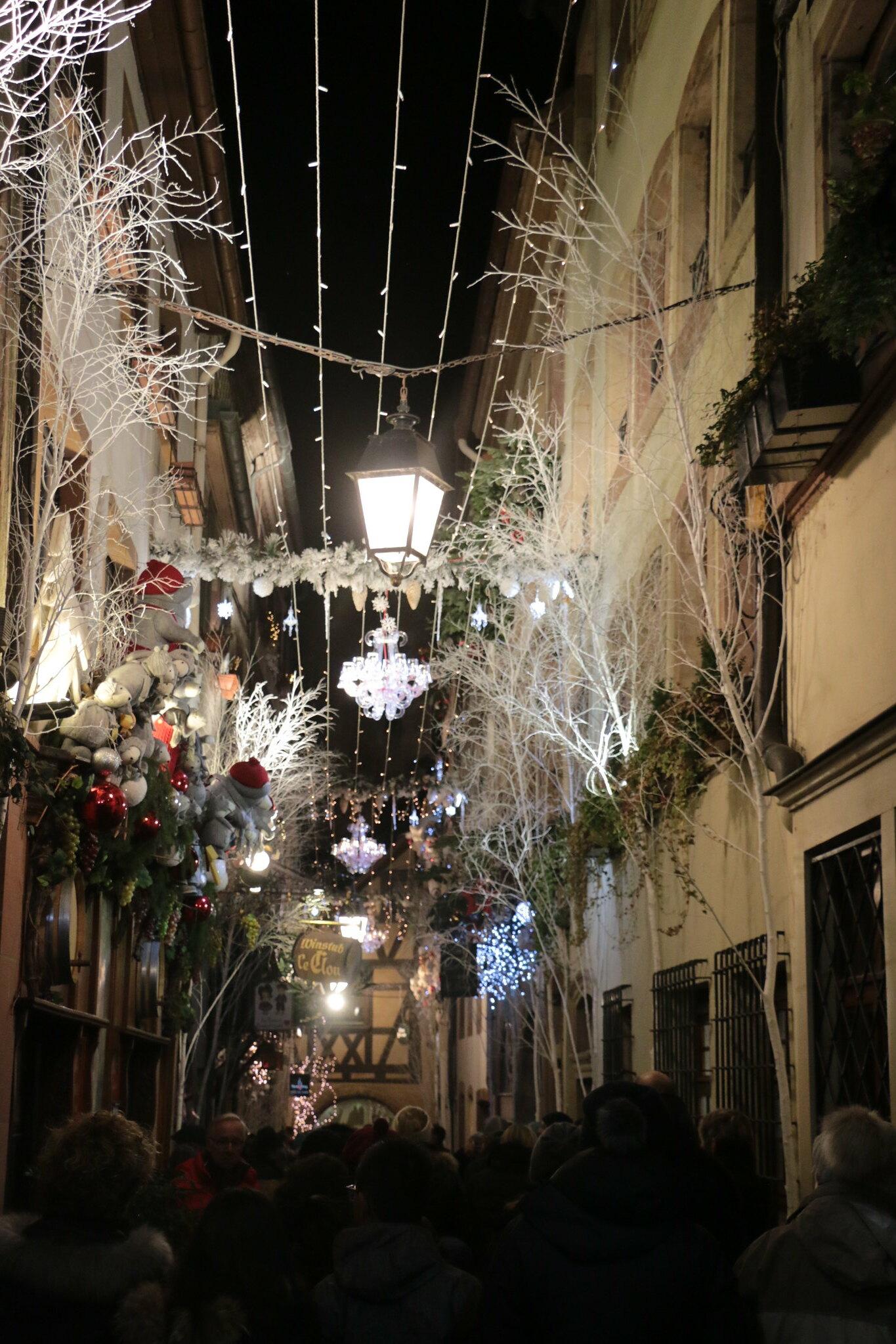 Strasbourg en décembre