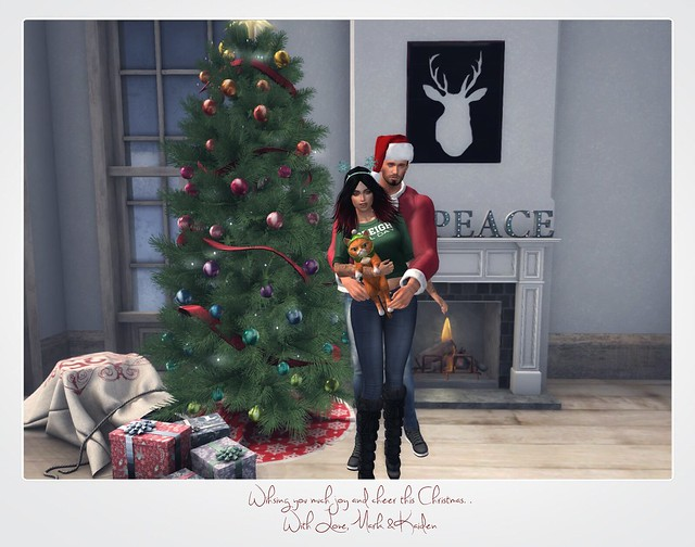 Draconia's Christmas Card 2017