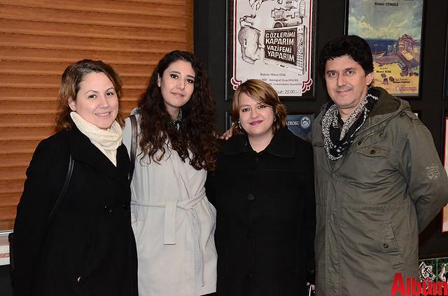 Öznur Solak, Demet Yalçınkaya, Gülru Türkoğlu, Mehmet Solak