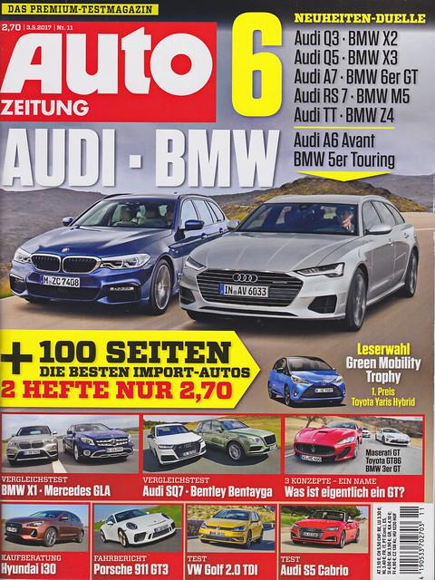 Auto Zeitung 11/2017