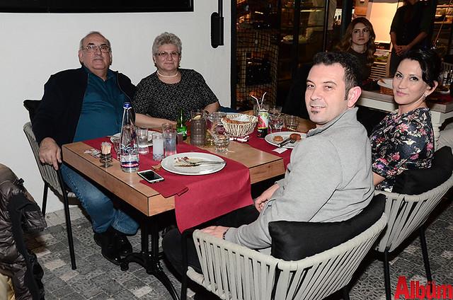 Osman Küser, Şeniz Küser, Seval Önaçan, Uğur Önaçan