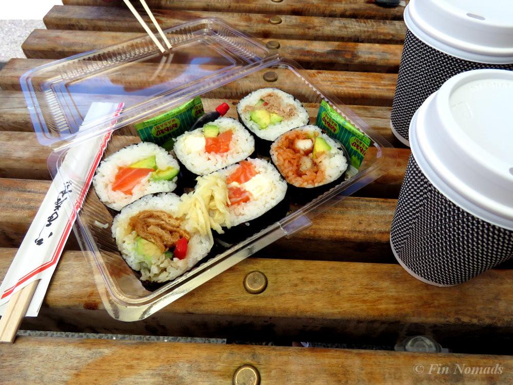 sushi new zealand