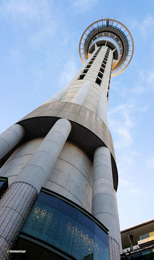 Skytower, Auckland, Uusi-Seelanti