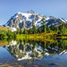 Mount Shuksan and Fall Colors