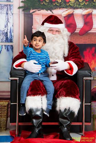 Santa at Teecs-82