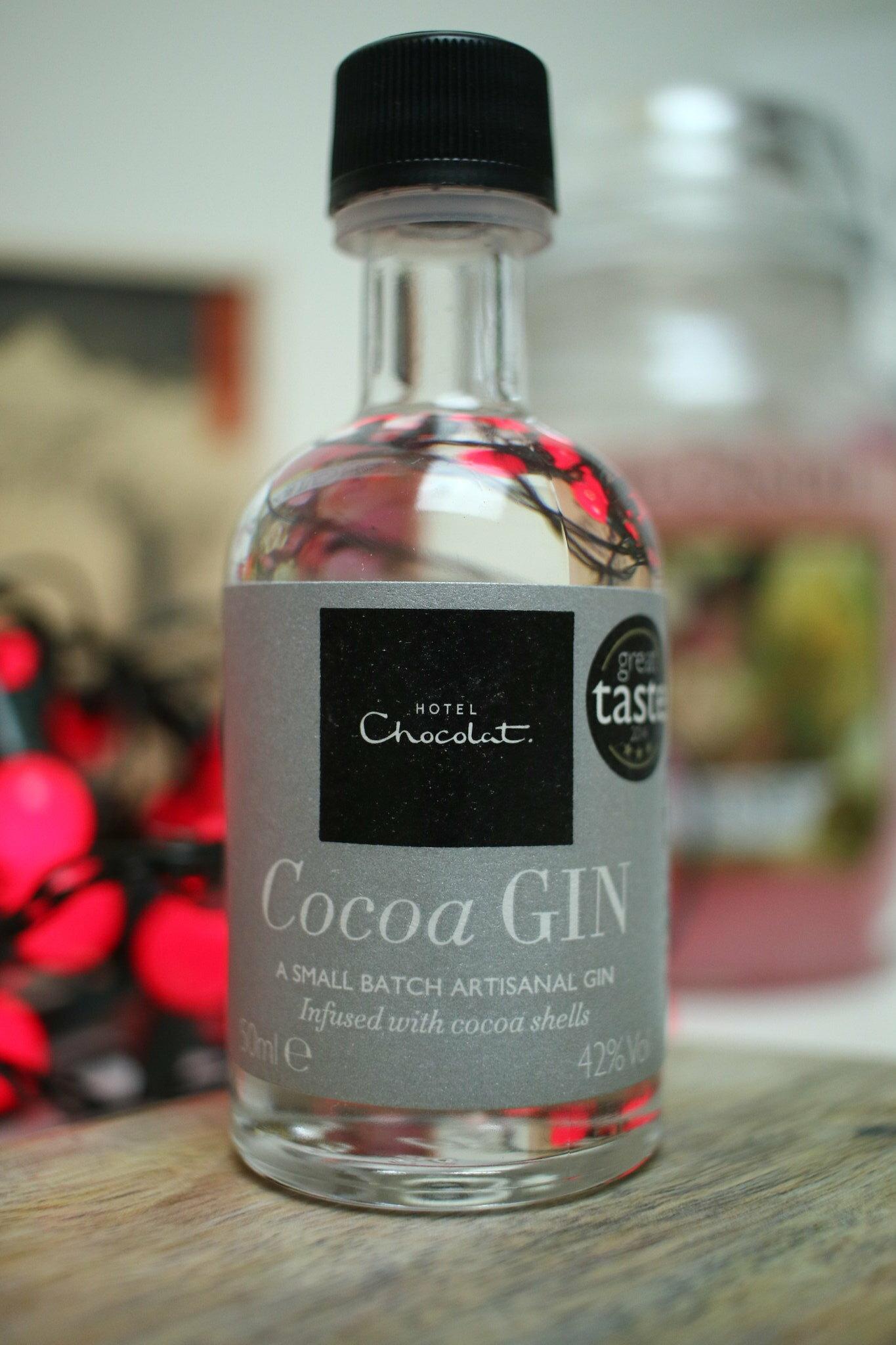 Cocoa Gin