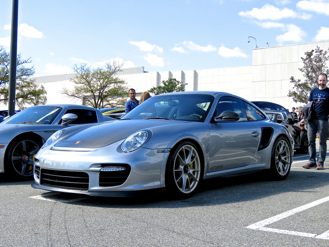 Porsche 997 GT2 RS Cars and Caffe
