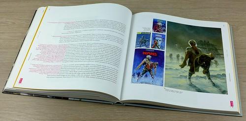 Rosinski Artbook Thorgal 40 lat 11