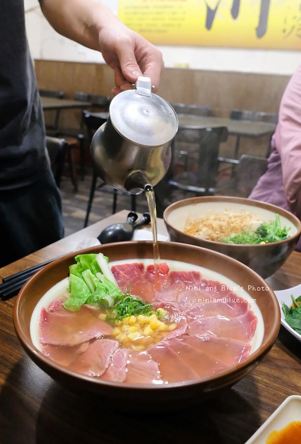 上泓園牛肉麵-科博館美食11