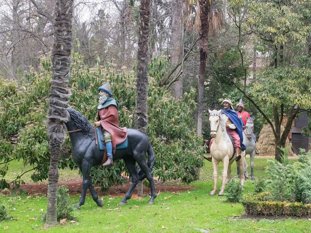 Nativity scene of Florida Park