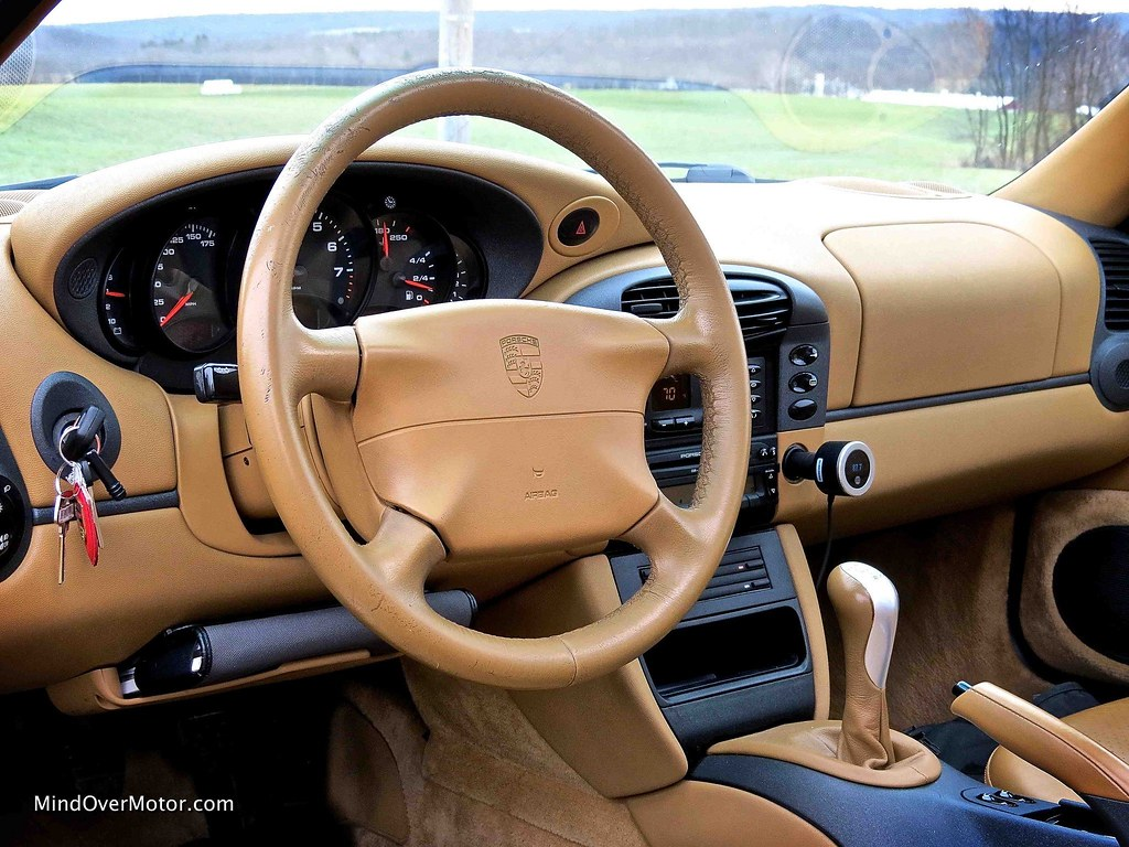 Road Review: 1999 Porsche 911 Carrera (9.5/10) | Mind Over Motor intended for Unique Of 1999 Porsche 911 Interior