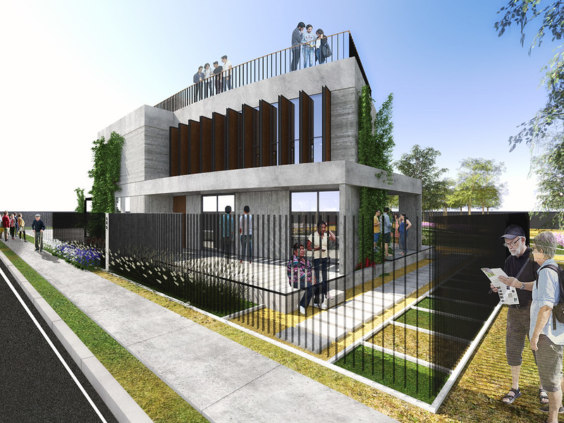 Centro de Desarrollo Comunitario - Barrio Conjunto El Cabildo – Pudahuel