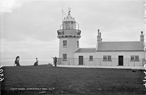 Lighthouse, Carrigaholt, Co. Clare