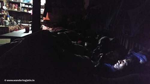 Sleeping with Sherpas