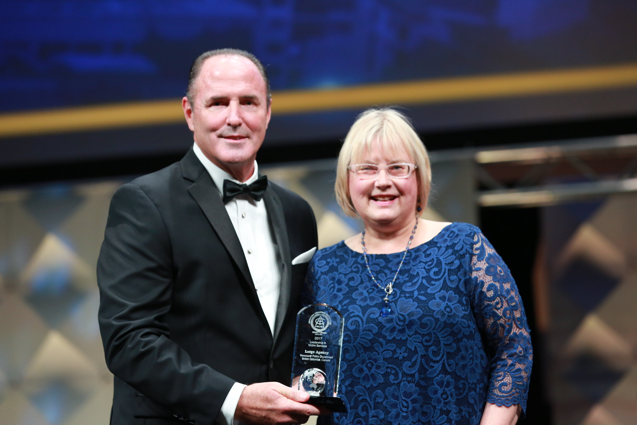 IACP Leadership in Victim Services Award (Large) - Vancouver