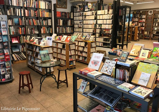Librairie Le pigeonnier