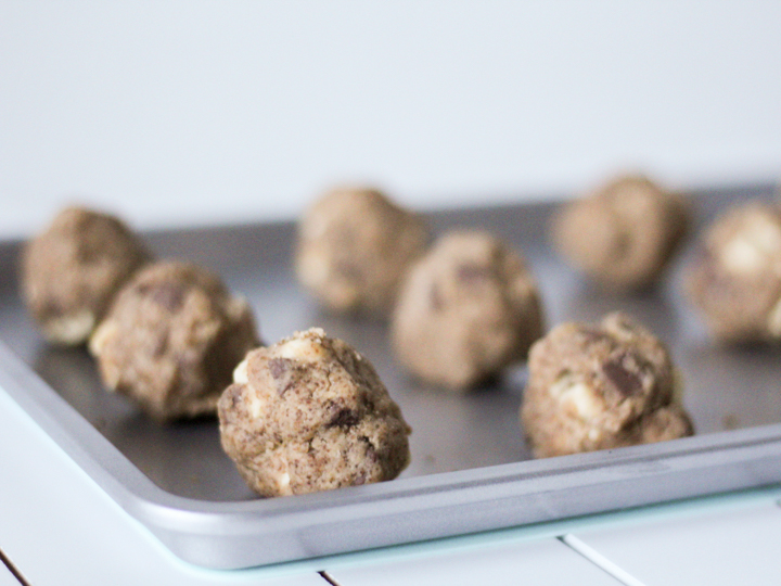 Ik maakte koekjes met Make & Bake van Aveve