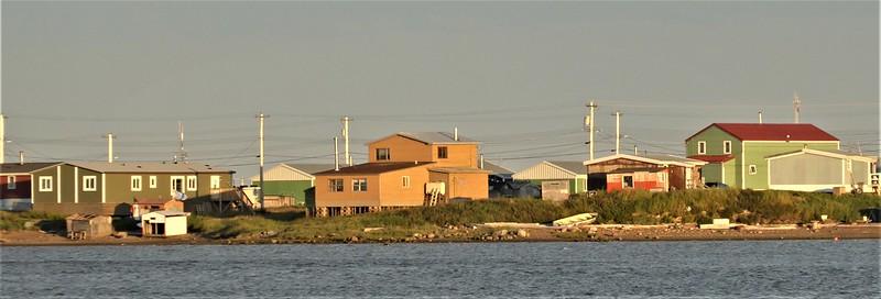 Tuk houses