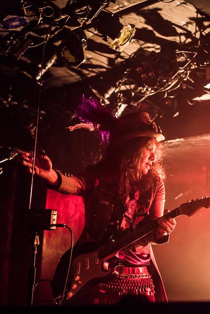 Coal Tar Moon live at Zher the Zoo, Tokyo, 26 Dec 2017 -00207
