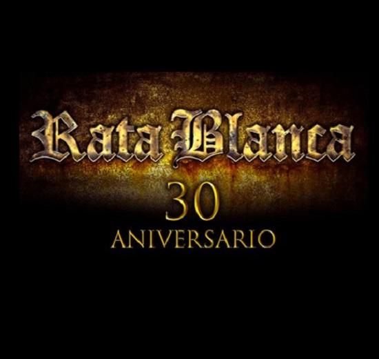 Rata Blanca 30 Aniversario / Teatro Diana.