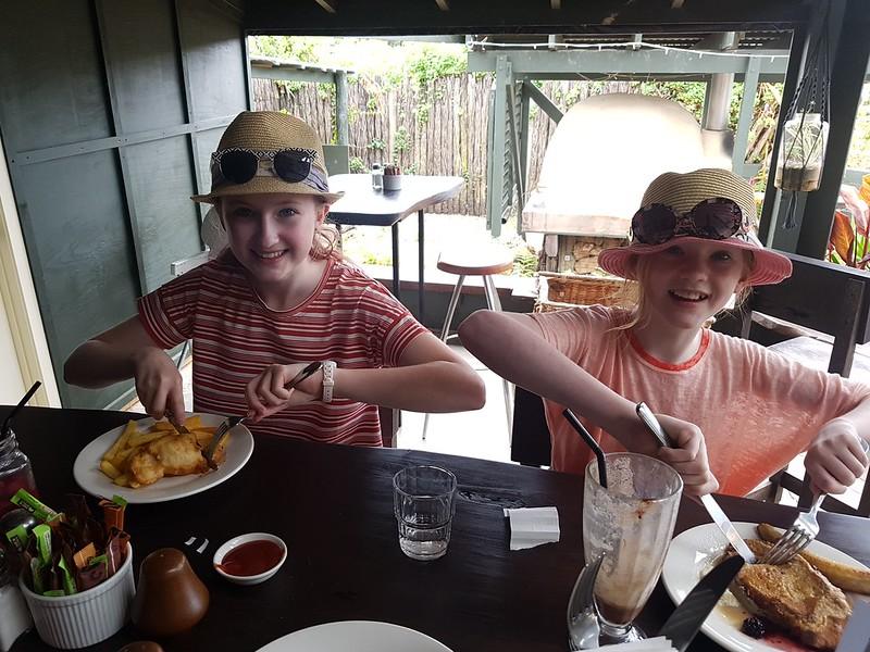 NZ holiday day 3 - Auckland & Waiheke Island