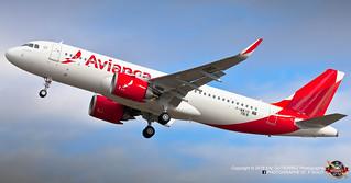 AIRBUS A320-251Neo(WL) (MSN 7918)