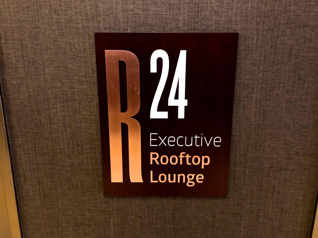 Hilton Americas Executive Lounge 40