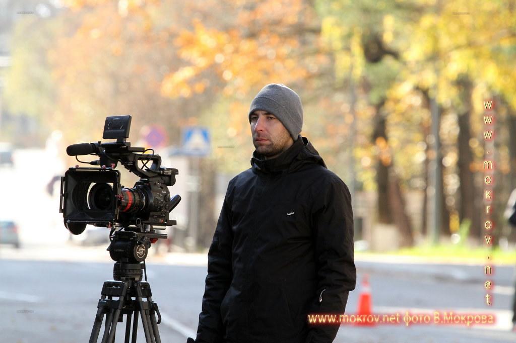 Рабочии моменты Телесериала «Морозова» и Фотоискусство